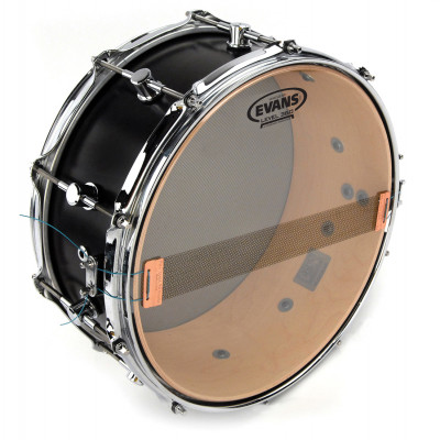 "Evans 08"" Hazy 300 Snare Side Drum Head"