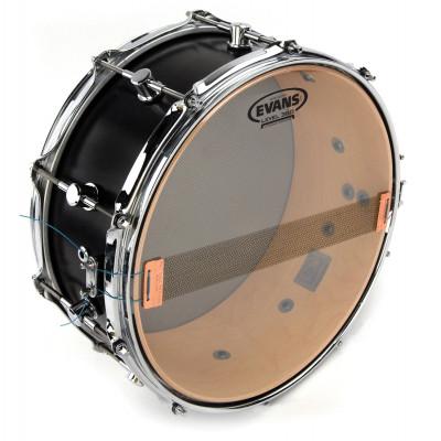 "Evans 13"" Glass 500 Snare Side Drum Head"