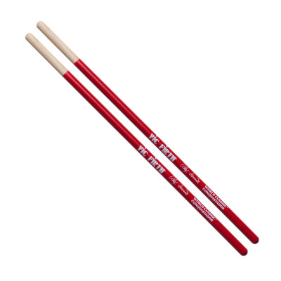Vic Firth SAA Alex Acuna Conquistador Timbale Sticks - Red