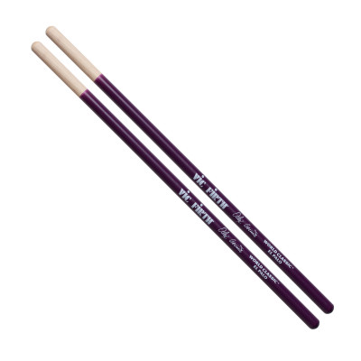 Vic Firth SAA2 Alex Acuna El Palo Timbale Sticks - Purple