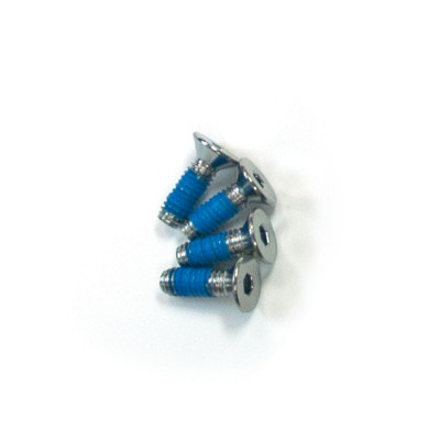 Pearl Screws for Traction Plate for Eliminator Pedals (4)