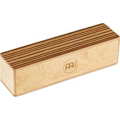 Meinl Wood Shaker, Medium, Exotic Zebrano