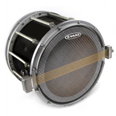"Evans 13"" MH1 Hybrid Marching Drum Snare Side Head"