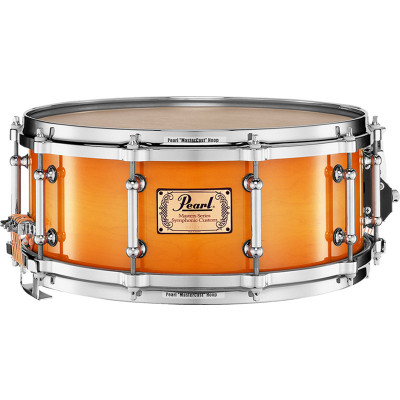 "Pearl Symphonic Series Snare 14""x5.5"" 6ply Maple"