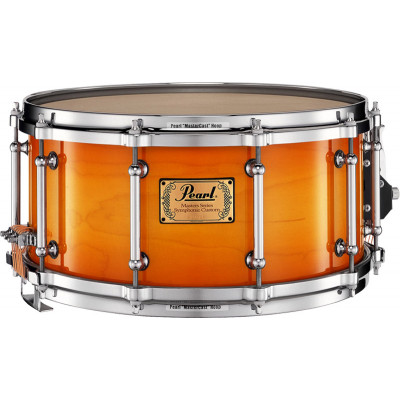 "Pearl Symphonic Series Snare 14""x6.5"" 6ply Maple"