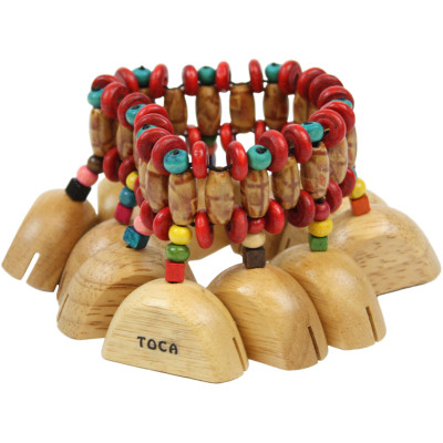 Toca Wooden Rattle Ankle - T-WRA