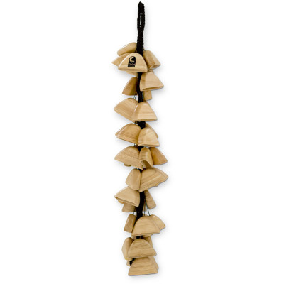 Toca Wooden Rattle on String - T-WRS