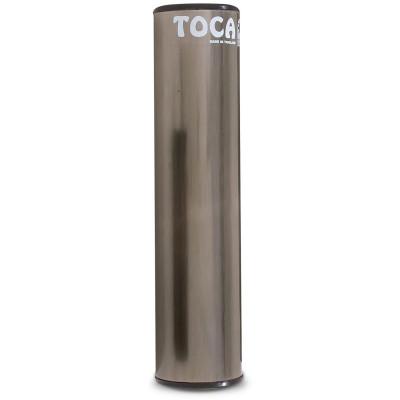 """Toca 8"""" Round Aluminum Shaker, Black"""