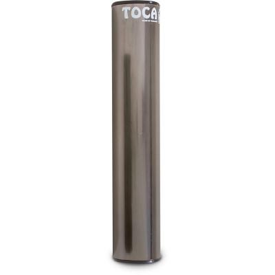 """Toca 10"""" Round Aluminum Shaker, Black"""