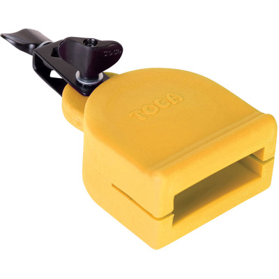 Toca 3/2 Clave Block, Yellow