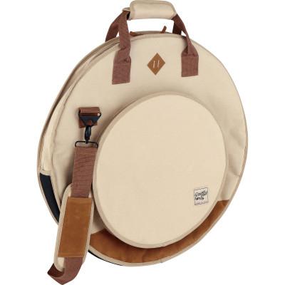 "Tama TCB22BE Powerpad Designer Cymbal Bag 22"" - Beige"