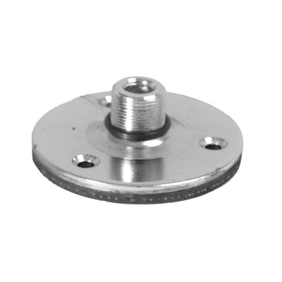 On-Stage Flange Mount, Chrome - TM08C