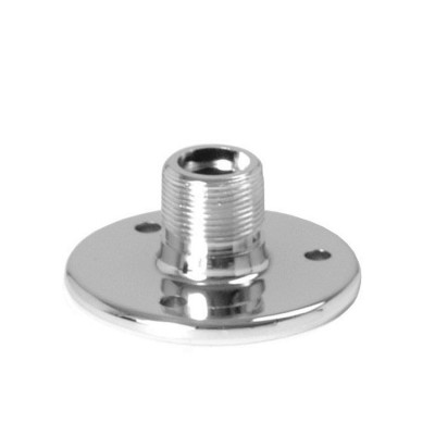 On-Stage Flange Mount, Chrome - TM02C