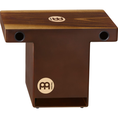 Meinl Turbo Slap-Top Cajon Frontplate: Walnut