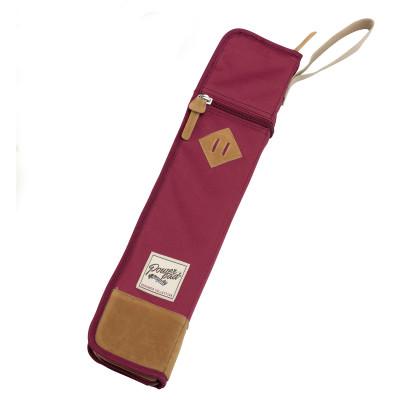 Tama TSB12WR Powerpad Designer Stick Bag - Small - Wine Red