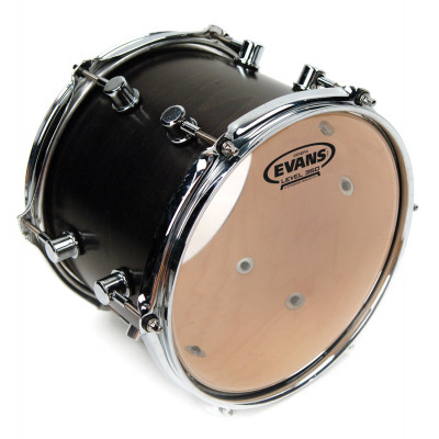 "Evans 8"" Genera Resonant Clear - TT08GR"