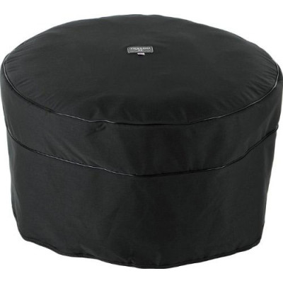 "Humes and Berg 29"" Tuxedo Timpani Full Drop Padded Cover - TX518"