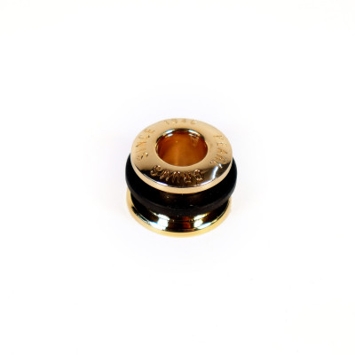Pearl Masterworks Cast Air Vent for 4 ply shells - Gold