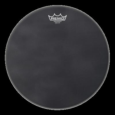 Remo Ambassador Black Suede Snare Side Drumheads