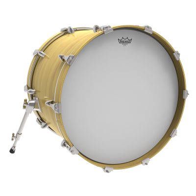 Remo Ambassador Coated Bass Drumheads