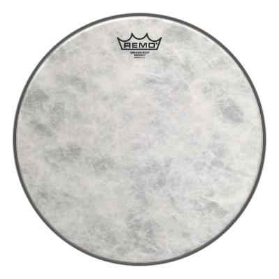 Remo FIBERSKYN Drum Head - FA Medium 15 inch