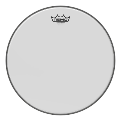 Remo Ambassador Smooth White Drumheads