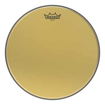 Remo Gold Starfire Drum Head - 15 inch