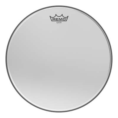 Remo Starfire Drum Head - Chrome Finish 12 inch