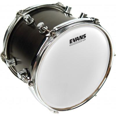 """Evans 08"""" UV1 Coated Drum Head"""