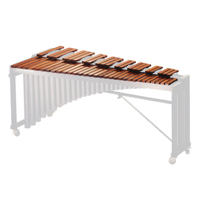 Musser Replacement Paduk Bars for M240 Marimba
