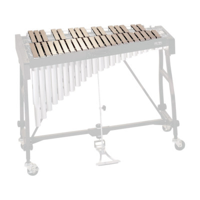 Musser Replacement Aluminum Bars for M44 Vibraphone