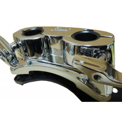 Pearl Bass Bracket Decade - Chrome - BB300/C