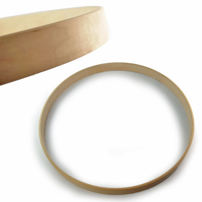 Worldmax Unfinished Maple Bass Drum Hoops