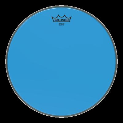 Remo Emperor Colortone Blue Drumheads
