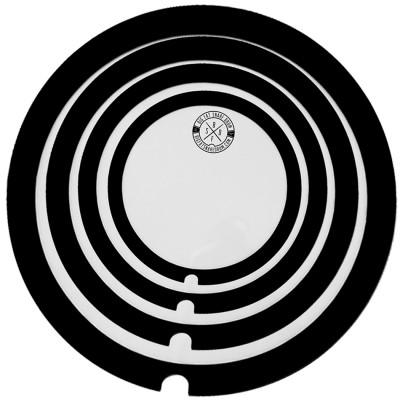 "Big Fat Snare Drum 10"" 12"" 14"" 16"" Studio 4 Pack"