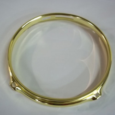 "8"" 4 Lug 2.3MM Flanged Hoop Snare Side Brass - S2308S-4BR"