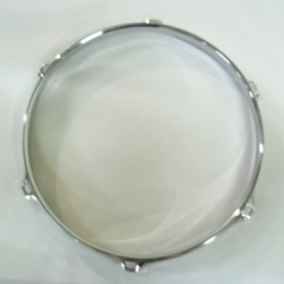 "10"" 6 Lug 2.3MM Flanged Hoop - S2310-6"