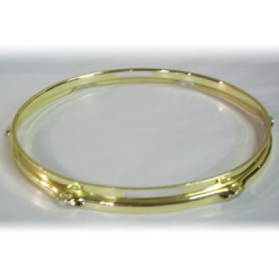 "13"" 6 Lug 2.3MM Flanged Hoop Snare Side Brass - S2313S-6BR"