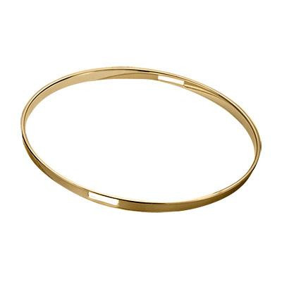 "14"" 2.5mm Single Flange Hoop Snare Side - Brass Plated"