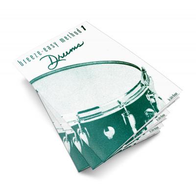 Breeze Easy Method 1 for Drums - John Kinyon