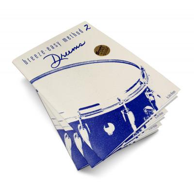 Breeze Easy Method 2 for Drums - John Kinyon
