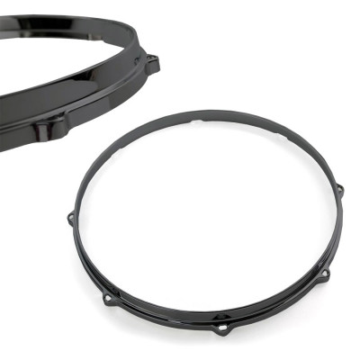 Die Cast Hoops Black Plated