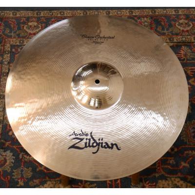 "Zildjian 20"" Classic Orchestral Selection Medium Light A0766 2284 grams"