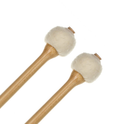 Regal Tip 601SG #1 Hard Saul Goodman Timpani Mallet Replacement Head - Pair