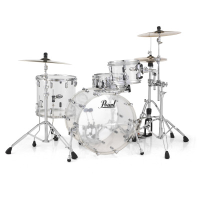 Pearl CRB Crystal Beat Series 3pc Jazz Shell Pack