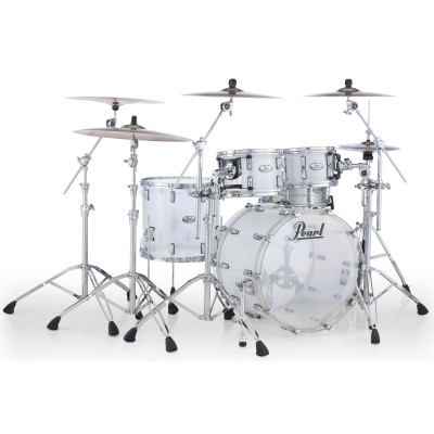 Pearl CRB Crystal Beat Series 4pcSpecial Shell Pack