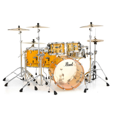 Pearl CRB Crystal Beat Series 5pc 2 Up 2 Down Shell Pack