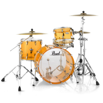 Pearl CRB Crystal Beat Series 3pc Bopper Shell Pack
