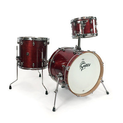 Gretsch Catalina Club 3pc Bop Shell Pack in Gloss Rosewood