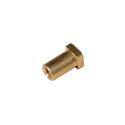 Pearl Brass Swivel Nut for Tom & Snare lugs - Standard 12/24 Thread